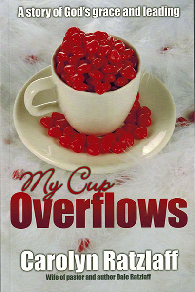 My Cup Overflows Book Cover